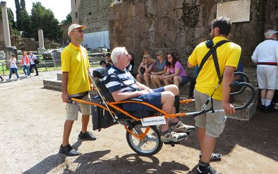 The accessible trip to Italy of our Friend Bill: Chapter 10