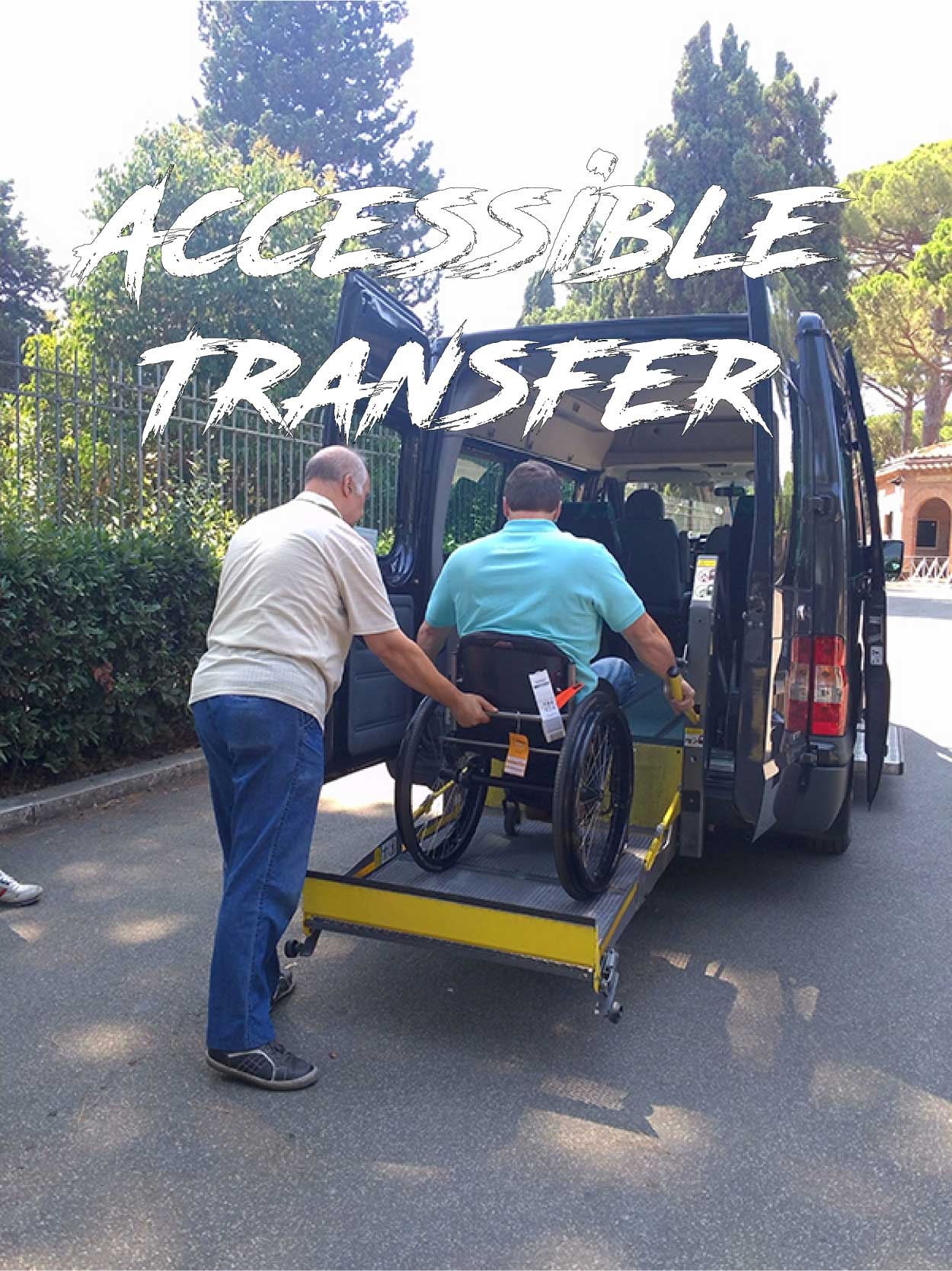 accessible transfer