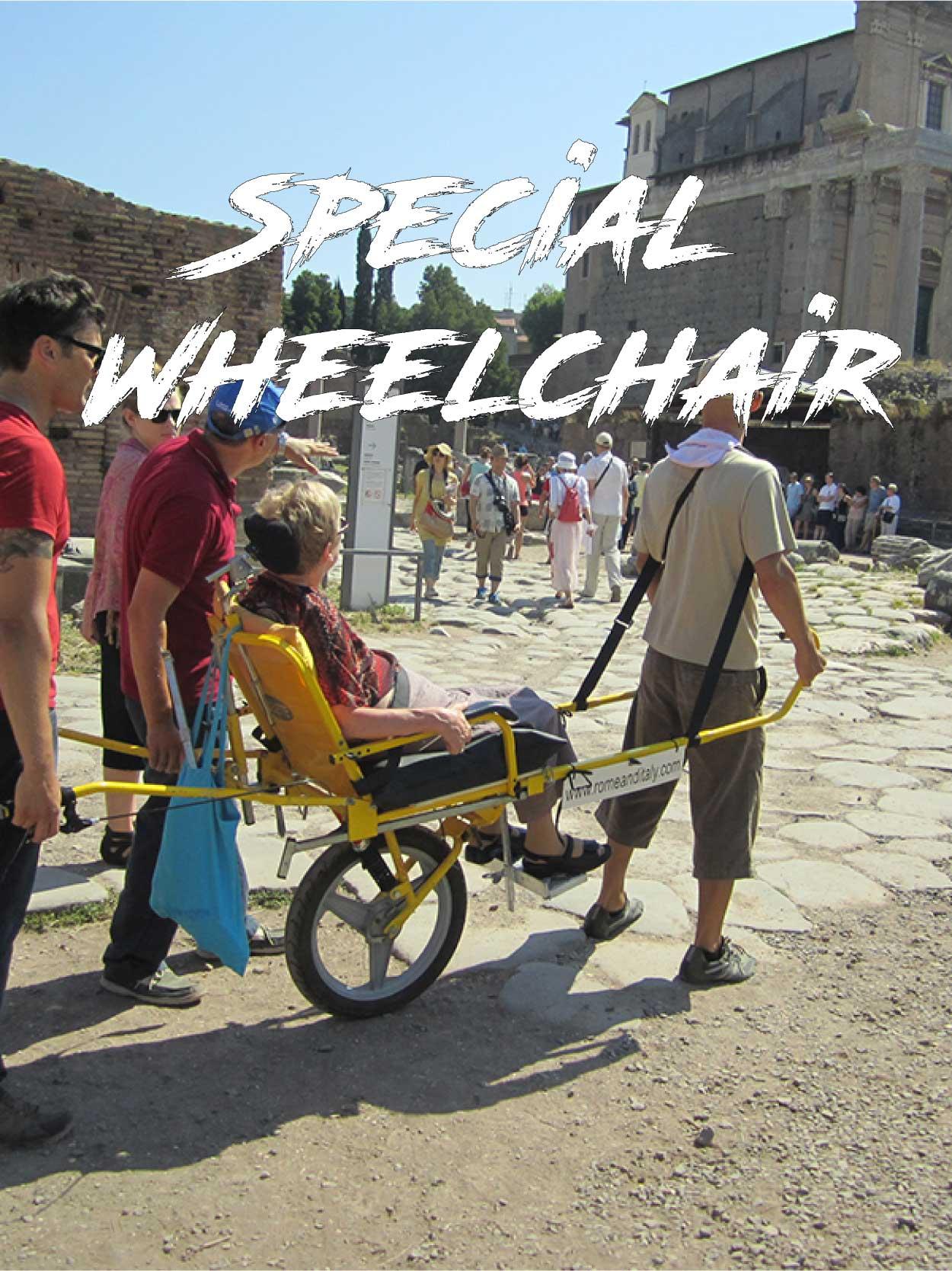 accessible special wheelchair