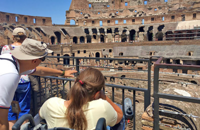 Accessible Colosseum and Imperial Rome Tour