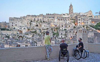 Accessible Matera tour