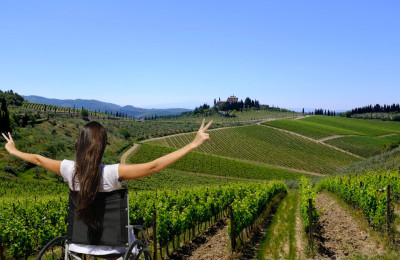 Accessible Montepulciano Tour