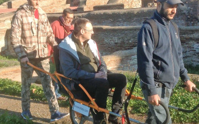 Accessible Tour of Acient Ostia – Rome nov 2018