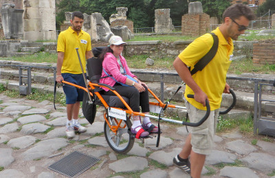 Accessible Tour of Ancient Ostia – Rome