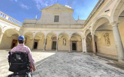 Accessible Montecassino Tour
