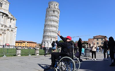 Accessible Tuscany – Tour of Pisa