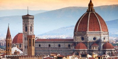 Accessible dome of Florence