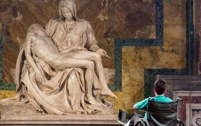 Michelangelo the sculptor – Accessible tour – Rome
