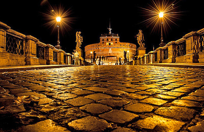 Accessible tour of Rome – Angels and Demons