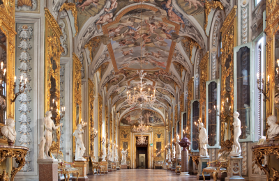 Exclusive visit to Doria Pamphilj Gallery after the closed time
