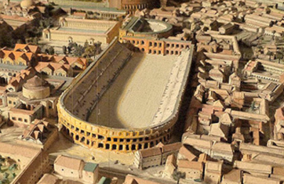 Exclusive visit to Domitian's Stadium after the closed time