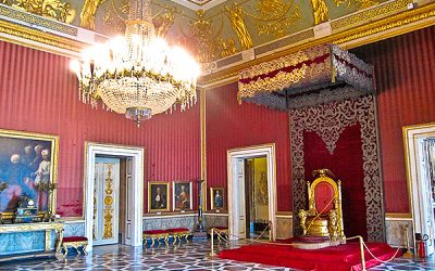 Accessible Naples – The Royal Palace