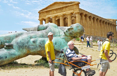 Accessible Tour of Valley of the Temples in Sicily