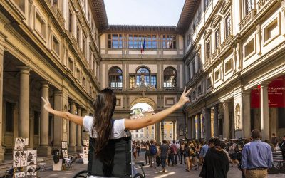 Accessible Florence – Uffizi Gallery