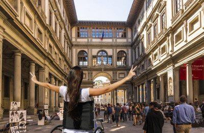 Accessible Uffizi Gallery Tour