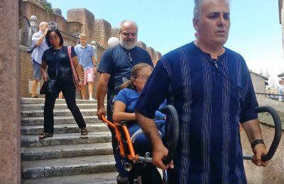 Accessible Rome – Castel Sant'Angelo
