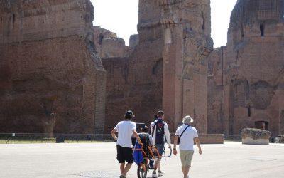 Accessible Baths of Caracalla