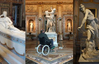 Accessible Borghese Gallery Tour – Rome