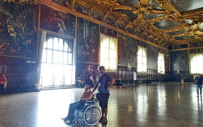 ACCESSIBLE TOUR OF VENICE AND DOGE'S PALACE