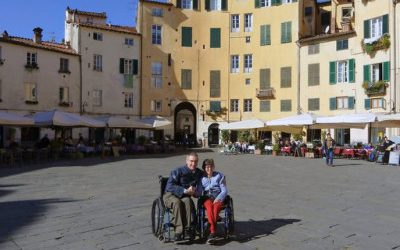 Accessible Tuscany – Tour of Lucca