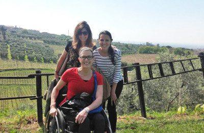 Accessible Tour of the Roman Castles