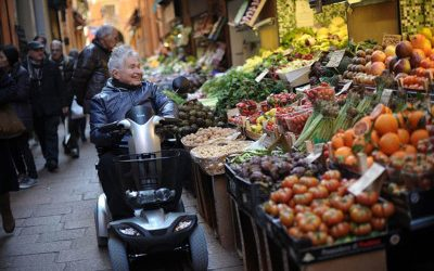 Accessible Food and Wine tasting Italy