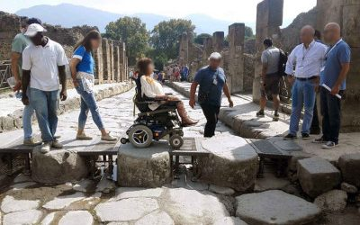 Accessible Pompeii Tour