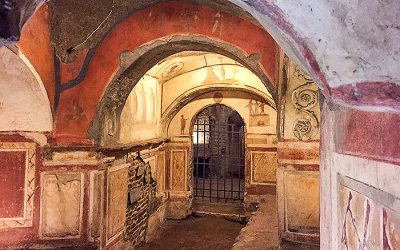 Accessible Catacombs of Priscilla – Rome