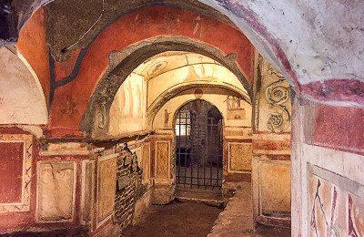 CATACOMBS OF SAINT PRISCILLA – ACCESSIBLE UNDERGROUND ROME TOUR