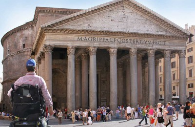 Accessible Classic Rome Tour