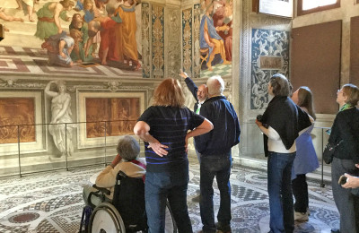 Accessible Vatican Museum and Sistine Chapel tour
