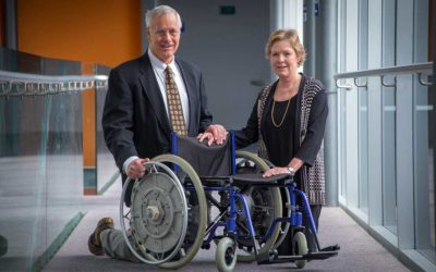 A revolutionary wheelchair with enhanced propulsion: Ezy-Wheels