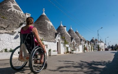 Accessible tour in Alberobello
