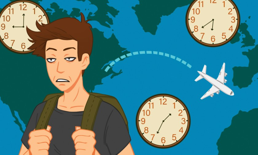 How to avoid Jet Lag effects