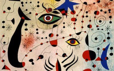 """""""Joan Mirò. Il linguaggio dei segni"""". Exhibition at PAN of Naples"""