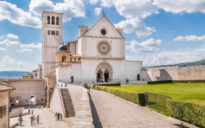 Accessible Assisi Walking Tour