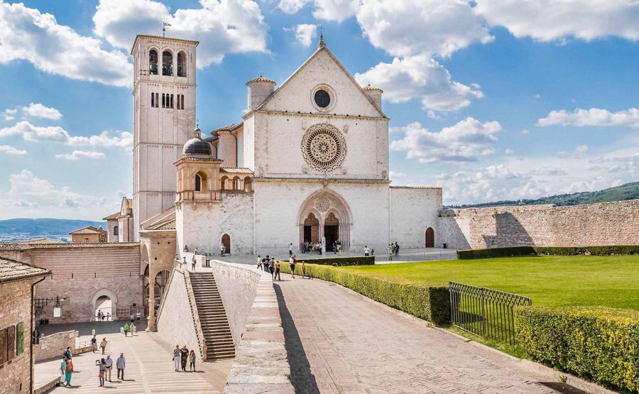 ACCESSIBLE ASSISI TOUR