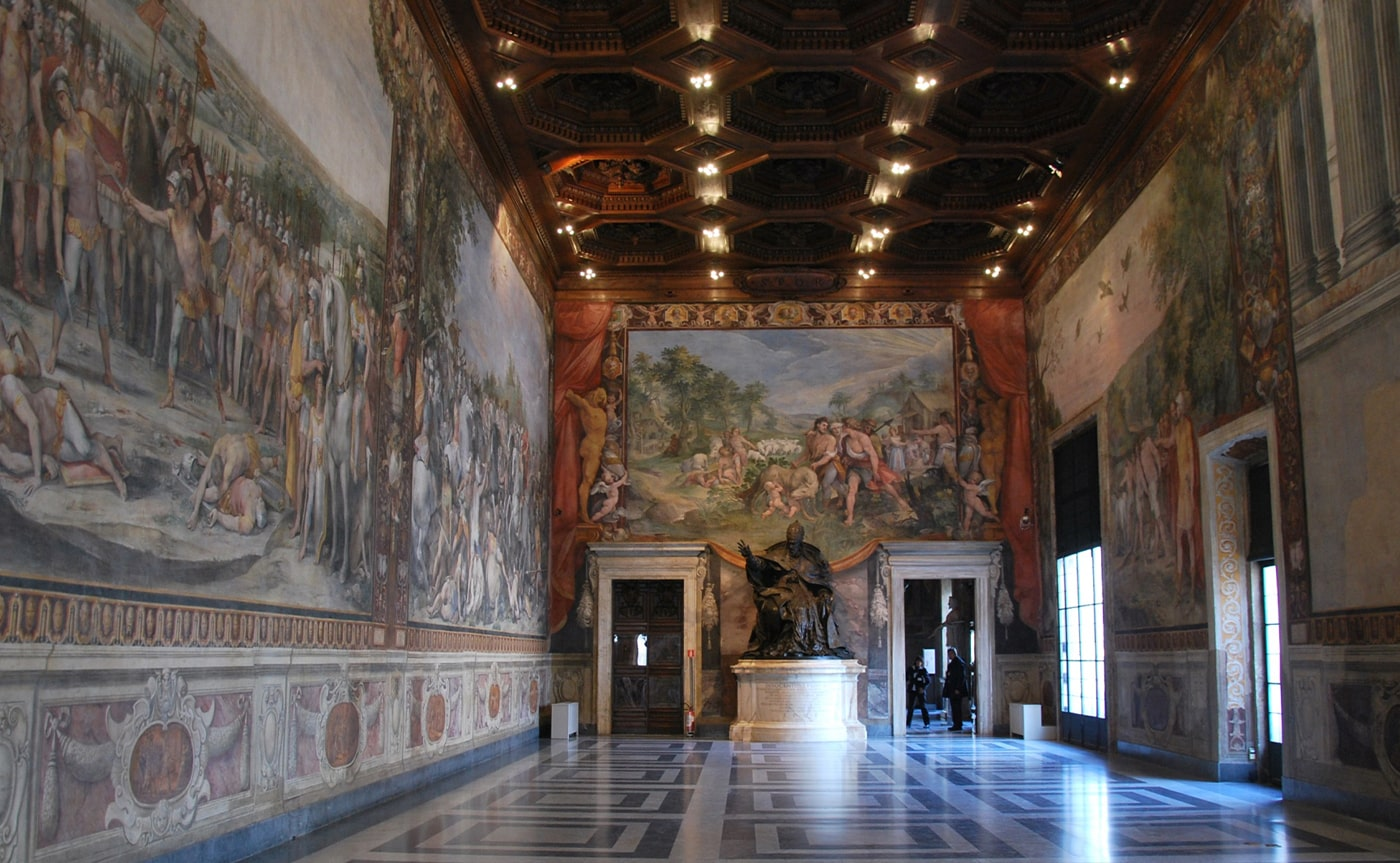 Capitoline Museums Tour – Rome 02-min