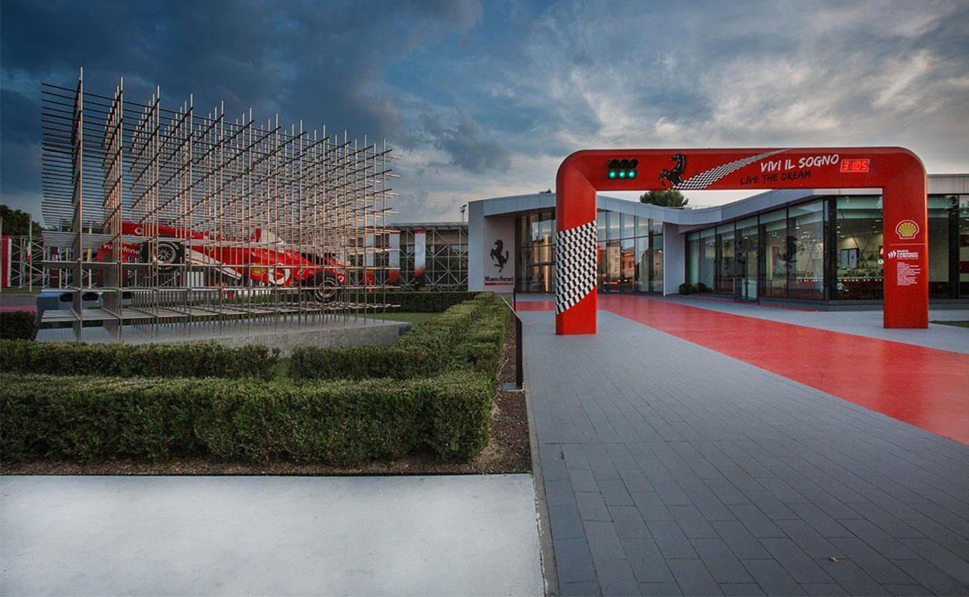 Ferrari Museum – Maranello 02-min