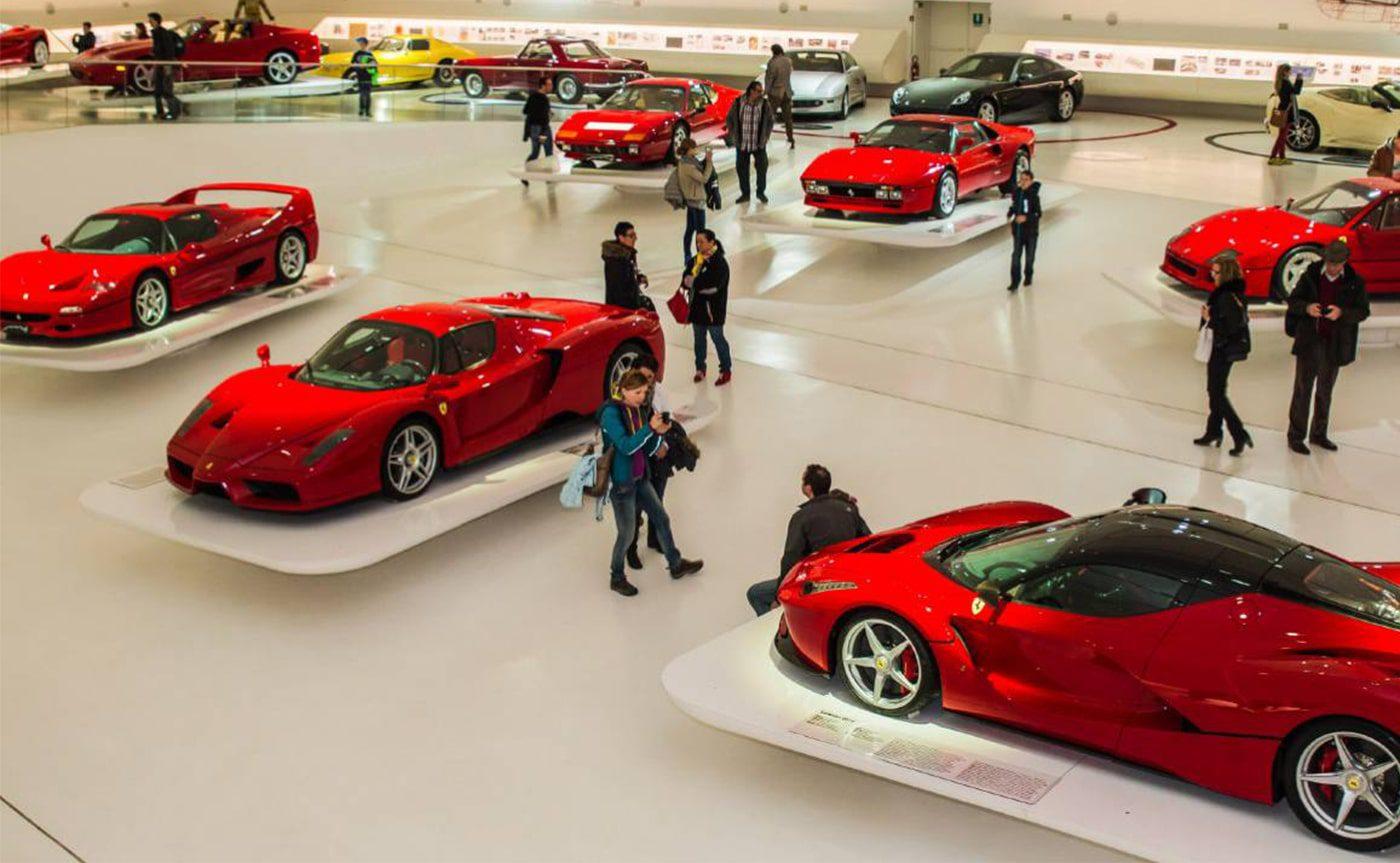 Ferrari Museum – Maranello 03-min