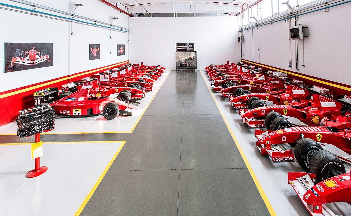 Ferrari Museum – Maranello 04-min