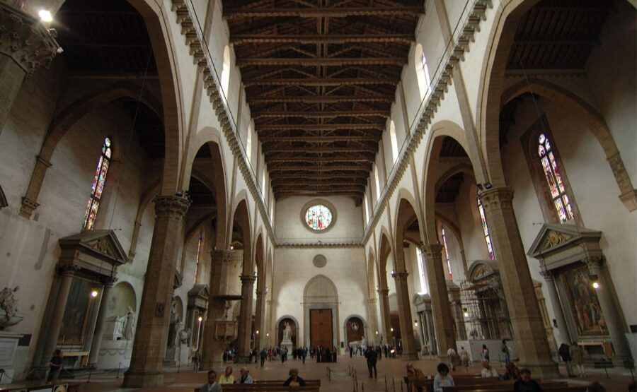 Accessible Florence churches