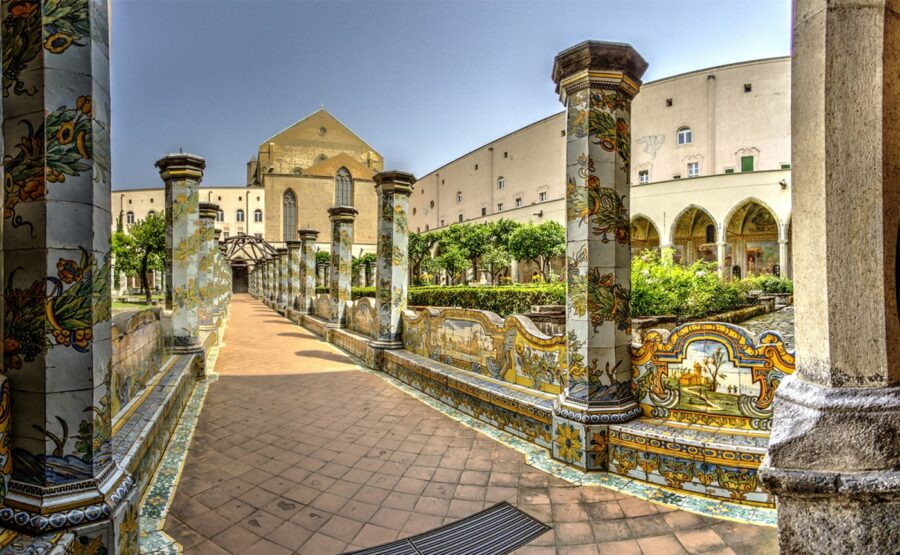 Accessible Naples gothic