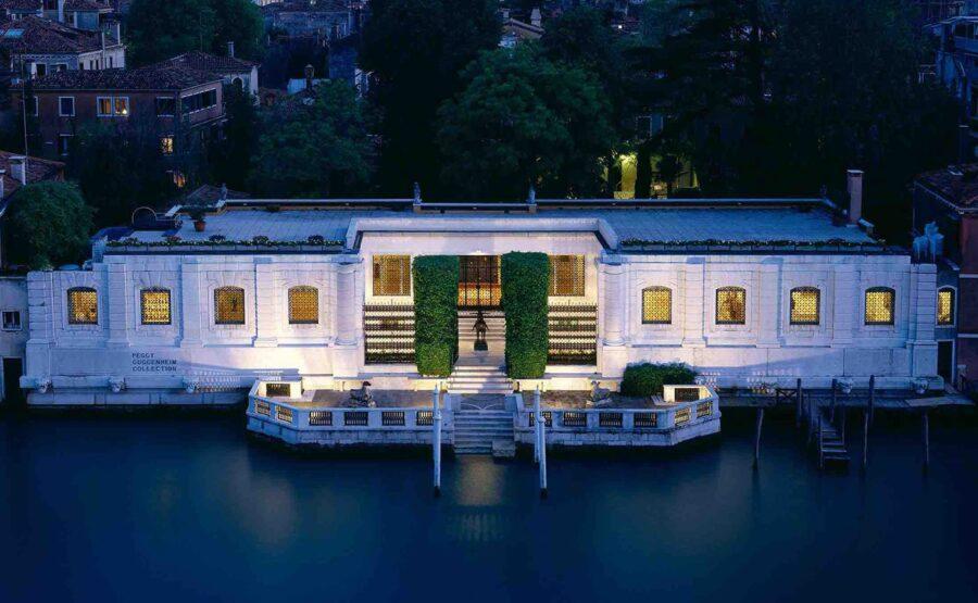 ACCESSIBLE GUGGENHEIM MUSEUM TOUR – VENICE