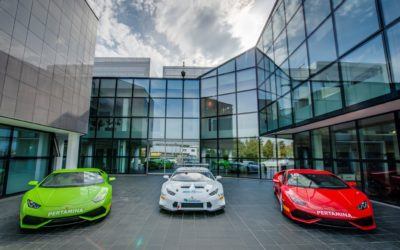 Accessible Modena – Lamborghini Museum