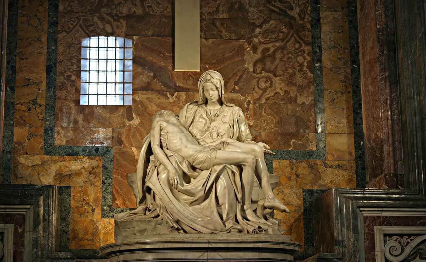 Michelangelo Tour – Rome 01-min
