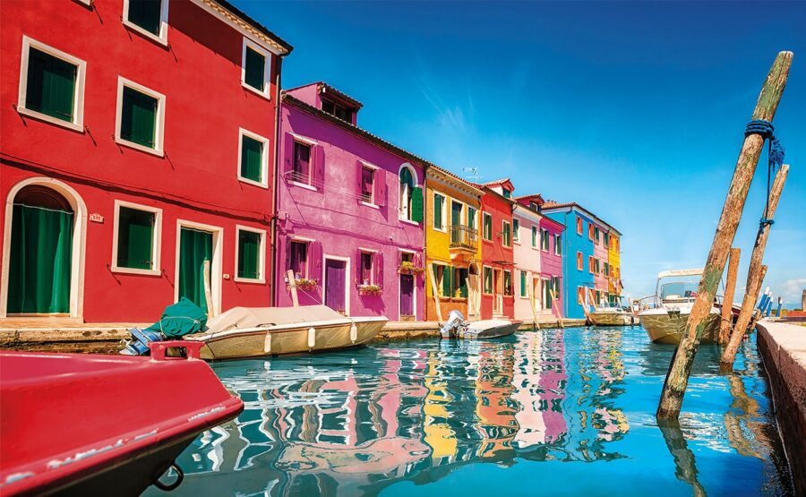 ACCESSIBLE MURANO AND BURANO - VENICE'S ISLANDS TOUR