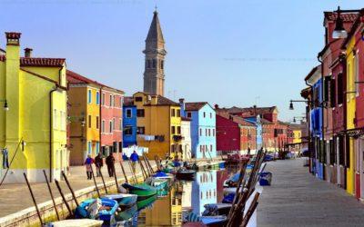 Accessible Venice – Murano and Burano Tour