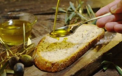 Accessible Olive Oil Tasting