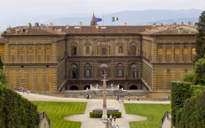 Accessible Florence – Palatine Gallery Tour